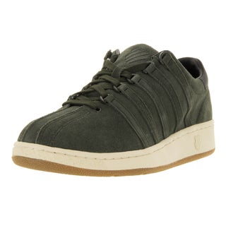 K-Swiss Men's Classic 96 SDE P F Night/Blk/Cld Crm Lifestyle Shoe