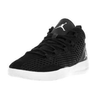Nike Jordan Kids' Jordan Reveal Bp Black and White Plastic Basketball Shoes