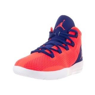 Nike Jordan Kids' Jordan Reveal Red and Blue Plastic Basketball Shoes