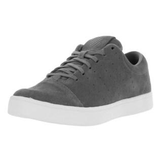 K-Swiss Men's Washburn SDE Charcoal/White Casual Shoe
