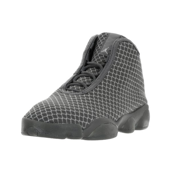 58032122cde959 Nike Jordan Kids Jordan Horizon BG Wolf Grey White Dark Grey Basketball  Shoes