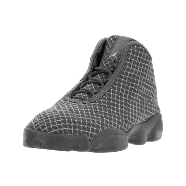 8deeb39af5614 Nike Jordan Kids Jordan Horizon BG Wolf Grey/White/Dark Grey Basketball  Shoes