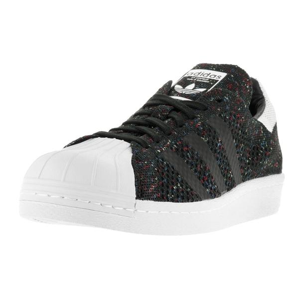 the best attitude 984a4 6c54f Shop Adidas Men's Superstar 80s Pk Originals Black/Ftwwht ...