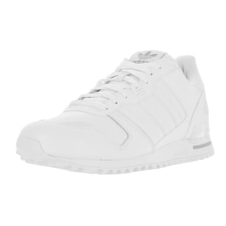 Adidas Men's ZX 700 Originals White/White/Alumin Running Shoe