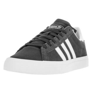 Adidas Men's Campus Vulc II Adv Dgsogr/Ftwwht/Ftwwht Skate Shoe