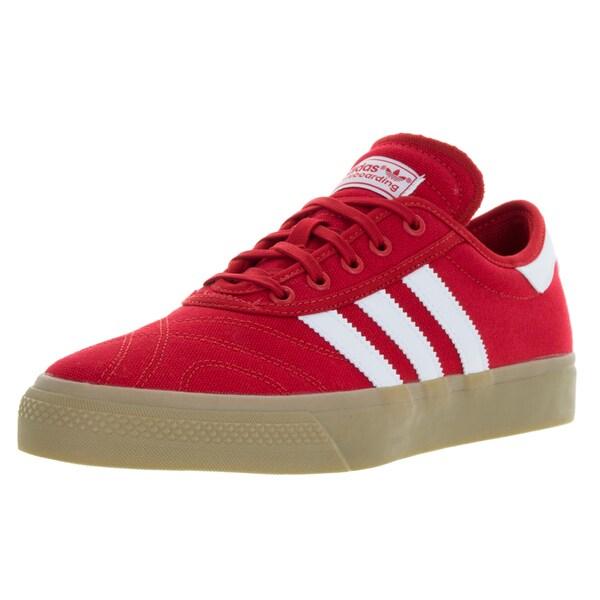 hot sale online 939a6 79c49 Adidas Menx27s Adi-Ease Premiere ScarleFtwwhtGum4 Skate