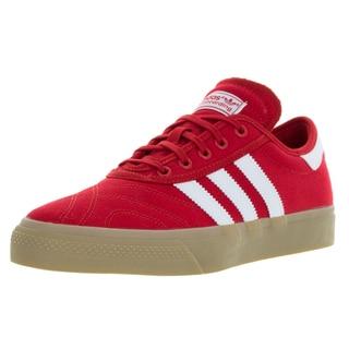 Adidas Men's Adi-Ease Premiere Scarle/Ftwwht/Gum4 Skate Shoe
