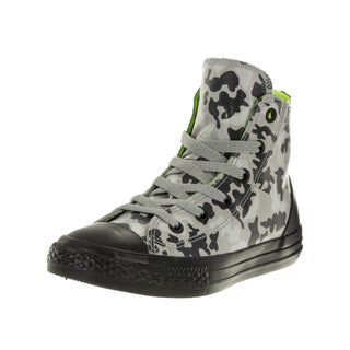 Converse Kids' Chuck Taylor All Star Ruber Hi Dolphin/Black Casual Shoes