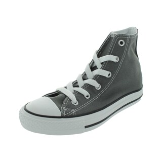 Converse Grey Canvas High-top Casual Shoes (More options available)