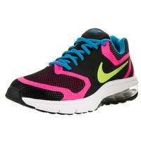 Nike Kids Air Max Premiere Run (GS) Black/Volt/Pink Pow/Photo Blue Running Shoe