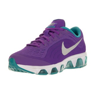 Nike Kids Air Max Tailwind 6 Purple Mesh Running Shoe