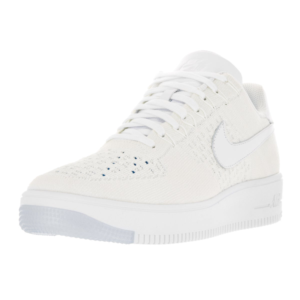 Nike Air Force 1 Ultra Flyknit Low WhiteWhite Ice (817419