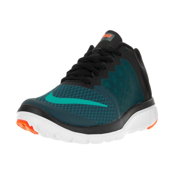 purchase cheap f9a8c c56a8 Nike Men  x27 s FS Lite Run 3 Midnight Turq Clr Jd Blk