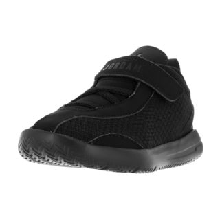 Nike Jordan Toddlers' Jordan Reveal Black Fabric Basketball Shoes
