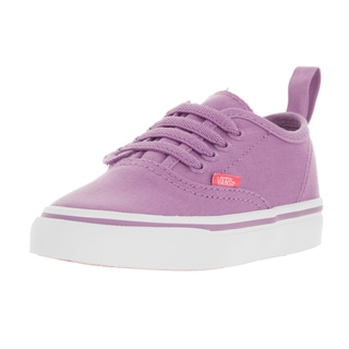 Vans Toddler's Authentic V African Violet Skate Shoe