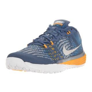 Nike Men's Lunar Caldra Ocn Fg/White/Unvrsty Gld/Pht B Running Shoe