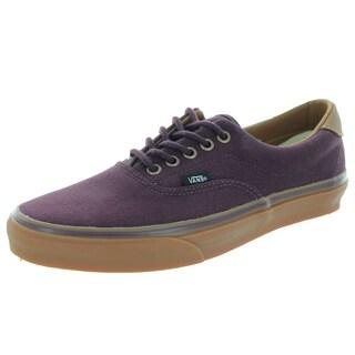 Vans Unisex Era 59 (CandL) Winetasting/Classic Gum Skate Shoe