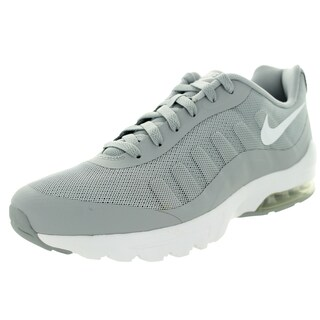 Nike Men's Air Max Invigor Wolf Grey/White Running Shoe