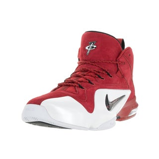Nike Men's Zoom Penny VI University Red/Black/White Basketball Shoe