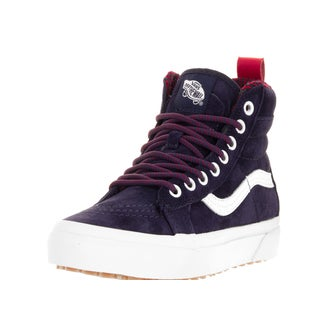 Vans Unisex Sk8-Hi MTE Evening Blue/True W Skate Shoe