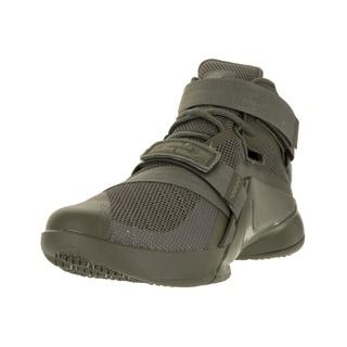 Nike Men's Lebron Soldier IX PRM Medium Olive/Mdm Olv/Ntrl Olv Basketball Shoe