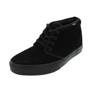 Vans Chukka (BLACK/BLACK) Boot