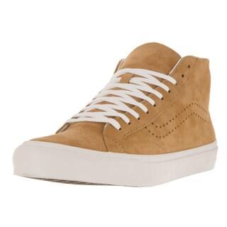 Vans Unisex Court Mid DX Amber Gold Casual Shoe