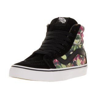 Vans Unisex Sk8-Hi Reissue (Lime in the Coconut) Black Skate Shoe