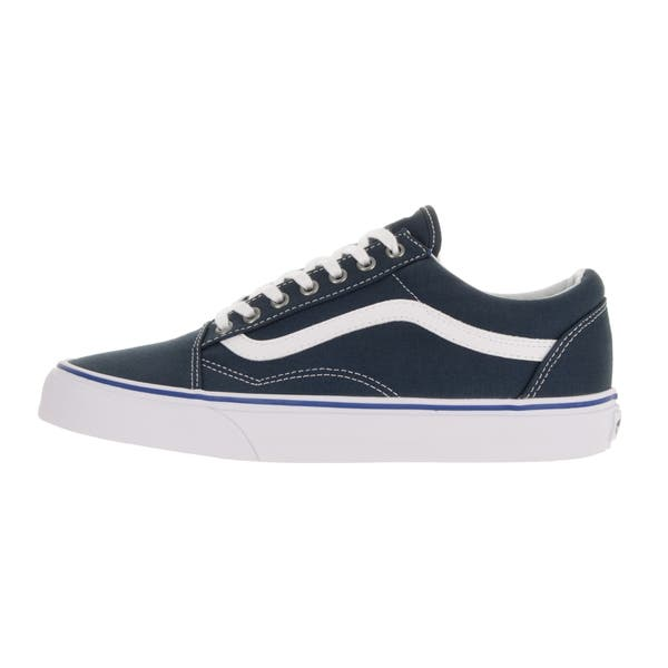 vans old skool midnight navy