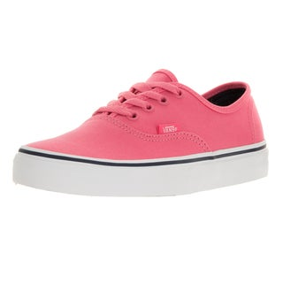 Vans Unisex Authentic Camellia Camellia Rose/Parisian NI Skate Shoe