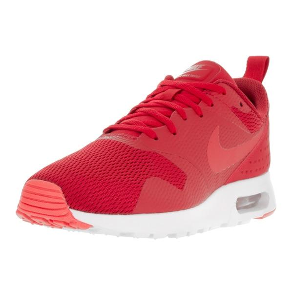 competitive price 3acbe 44284 Nike Men  x27 s Air Max Tavas University Red Lt Crimson Wht
