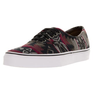 Vans Unisex Authentic (Inca) Moon Rock/Dachshund Skate Shoe