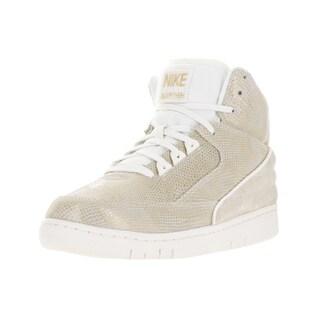 Nike Men's Air Python Prm Sail/Metallic Gold Basketball Shoe