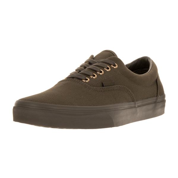 052ae80ee0 Shop Vans Unisex Era (Gold Mono) Ivy Green Skate Shoe - Free ...