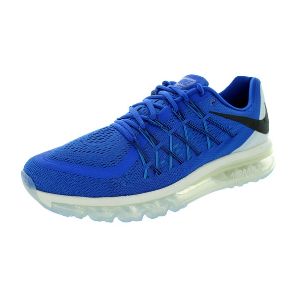 Shop Nike Men's Air Max 2015 Shoe Game Royal/Black/White/Bl Lgn Running Shoe 2015 - - 13395052 991c35