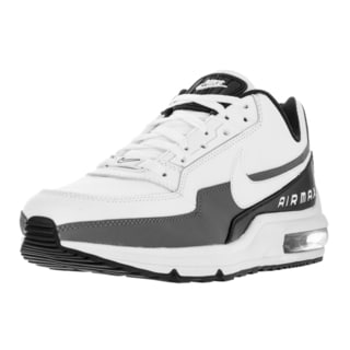 Nike Men's Air Max LTD 3 White/White/Black/Cool Grey Running Shoe