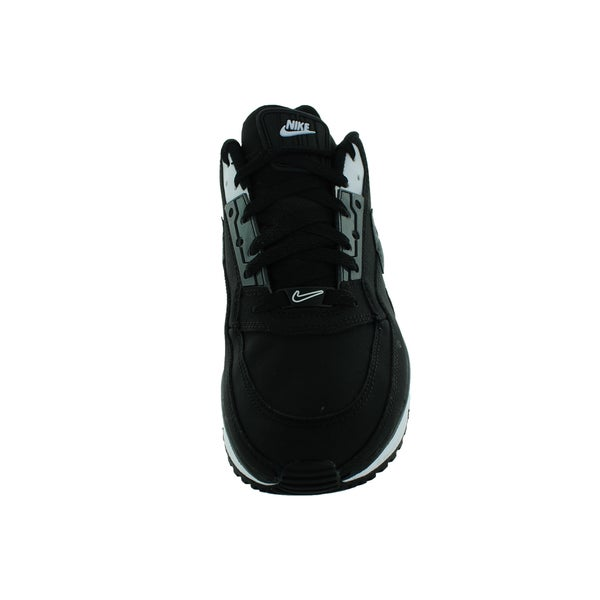Shop Nike Men's Air Max LTD 3 BlackDark GreyWhite Running