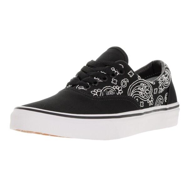1d0c755890dce1 Shop Vans Unisex Era Bandana Stich Canvas Skate Shoe - Ships To ...