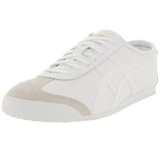 Onitsuka Tiger Unisex Mexico 66 White Leather Casual Shoes
