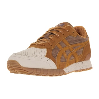 Onitsuka Tiger Unisex Colorado Eighty-Five Tan Leather Casual Shoe