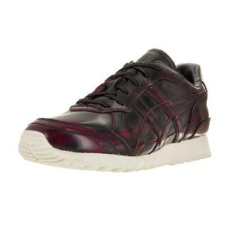 Onitsuka Tiger Unisex Colorado Eighty-Five Black/Burgundy Casual Shoe