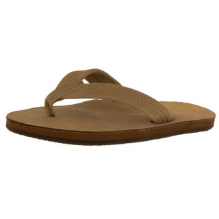 Rainbow Men's Single Layer Premier Sierra Brown Sandal