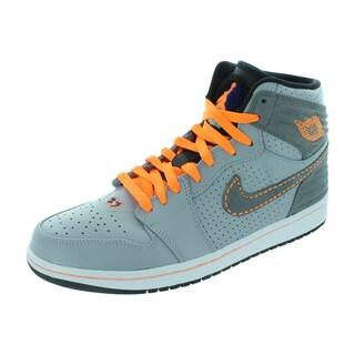 Nike Air Jordan 1 Retro '93 Leather Basketball Shoes