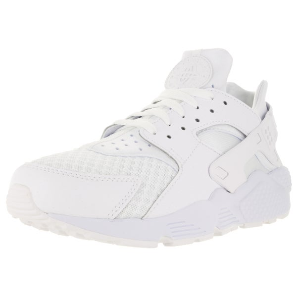 890f3e0082 Shop Nike Men's Air Huarache White/White/Pure Platinum Running Shoe ...