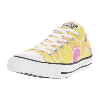 Converse Unisex Chuck Taylor All Star Ox Yellow/Orange/Pink Basketball Shoe