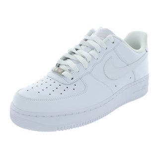 Nike Men's Air Force 1 '07 White/White Basketball Shoe