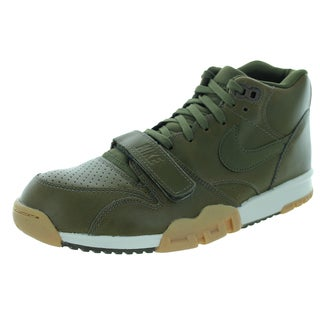 Nike Men's Air Trainer 1 Mid Drk Lad/Drk Ldn/Gm Lght Brwn/L Training Shoe (Size 7.5)