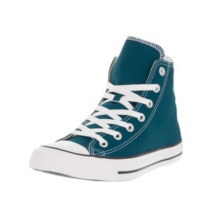 Converse Unisex Chuck Taylor All Star Hi Blue Lagoon Basketball Shoe
