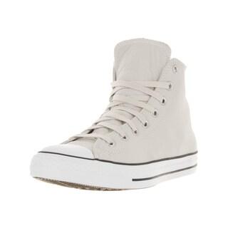 Converse Unisex Chuck Taylor All Star Hi Buff/Shadow Basketball Shoe
