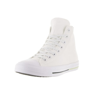 Converse Unisex Chuck Taylor All Star Hi White/Volt/Black Casual Shoe
